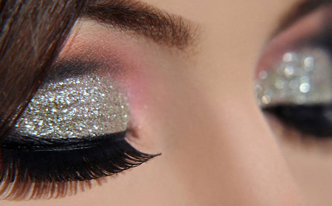 Make-up-glitterato-idee-Capodanno-2017